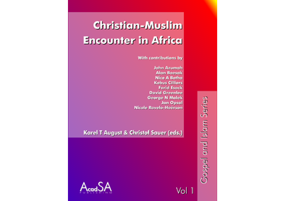 Christian Muslim Encounter in Africa