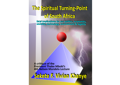 The Spiritual Turning-Point of South Africa